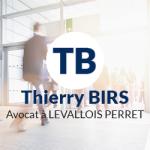 Maître Thierry BIRS, avocat à Levallois-Perret