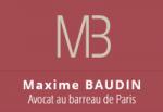Maître Maxime Baudin
